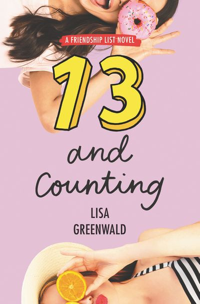13 and Counting comes out in August!!